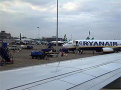 Ирландские авиадиспетчеры объявили забастовку