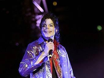 Майкл Джексон. Фото ©AFP, архив