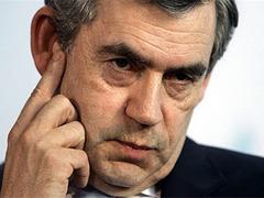 Комиссия по Ираку не стала откладывать допрос Гордона Брауна