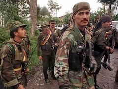 Колумбийские повстанцы договорились о сотрудничестве