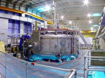 Термоядрный реактор LDX. Фото с сайта mit.edu