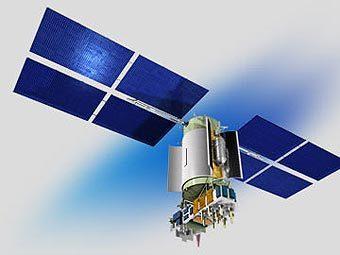 Спутник системы ГЛОНАСС. Иллюстрация с сайта npopm.ru