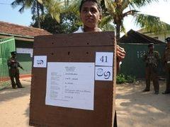 На Шри-Ланке начались президентские выборы