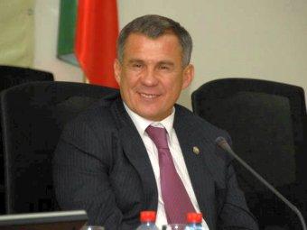 Рустам Минниханов. Фото с сайта cetrt.ru