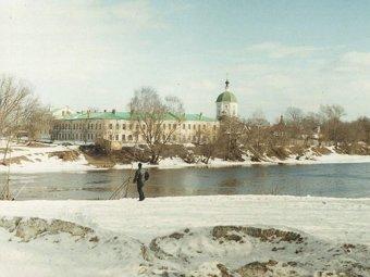 Вид на Затверечье. Фото с сайта culture.tver.ru