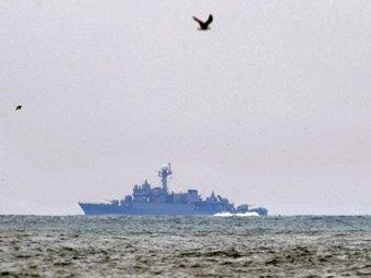 КНДР вновь открыла огонь на морской границе с Южной Кореей