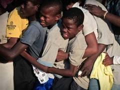 На Гаити развилась торговля детскими органами