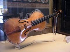 Изъятая у спортсмена скрипка Страдивари оказалась подделкой