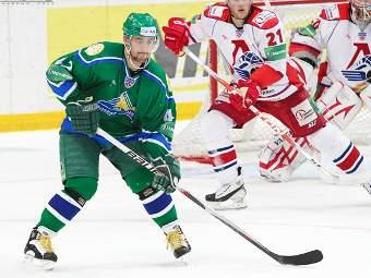 Сергей Зиновьев во время матча