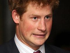 Принц Гарри упал с пони