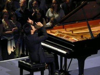 Пианист Лан Лан подписал контракт с Sony