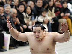 Чемпиона по сумо обвинили в драке в ночном клубе