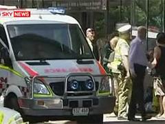Разгневанный австралиец подорвал офис страховой компании