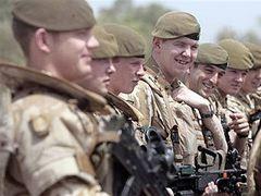 В британской армии сократят высших офицеров