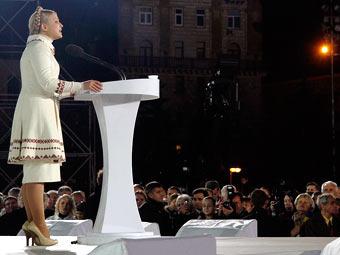 Юлия Тимошенко. Фото Ярослава Дебелого для