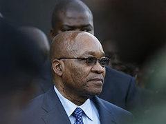 Президент ЮАР признал внебрачного ребенка