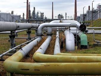 Экспортный газопровод. Фото ©AFP