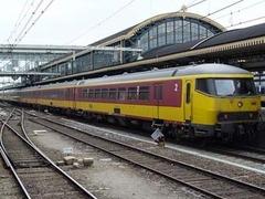 В Голландии поезд эвакуировали из-за угрозы взрыва
