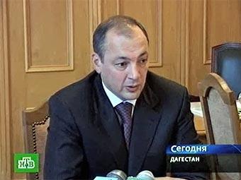 Магомедсалам Магомедов. Кадр телеканала НТВ