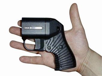 Травматический пистолет. Фото с сайта world.guns.ru