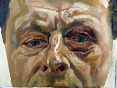 Автопортрет Люсьена Фрейда с подбитым глазом продан за 2,8 миллиона фунтов