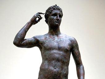 Италия отнимет у американского музея бесценную древнегреческую статую