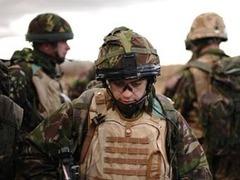 Британские десантники уничтожили 50 высокопоставленных талибов