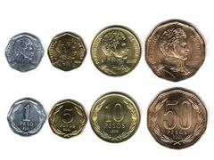 """Начальника чилийского монетного двора уволили за страну """"Чии"""""""