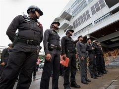 У здания Верховного суда Таиланда нашли бомбу