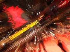 Бэнкси появился на красной дорожке Берлинского кинофестиваля