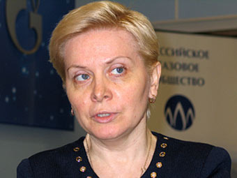 Наталья Комарова. Фото с сайта edinros.ru