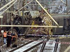 Бельгийские машинисты забастовали после железнодорожной аварии