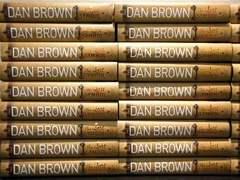 Наркокурьер выбрал для транспортировки кокаина книги Дэна Брауна