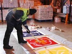 Рисующий в невесомости художник отправится в Антарктиду