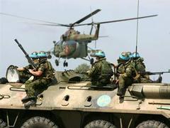 НАТО объявило незаконным российско-абхазский договор о военной базе
