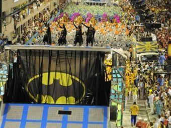 В Рио-де-Жанейро объявлен победитель карнавала