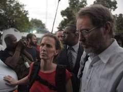 Освобожденные американские миссионеры покинули Гаити