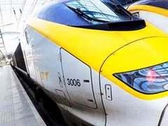 Поезд Eurostar не смог довезти пассажиров до Лондона