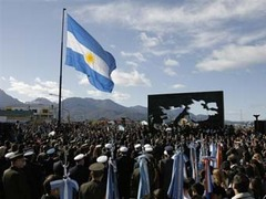 Латинская Америка поддержала Аргентину в споре за фолклендскую нефть