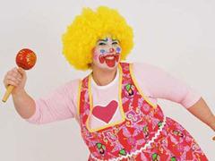 Двух клоунов оштрафовали за превышение скорости