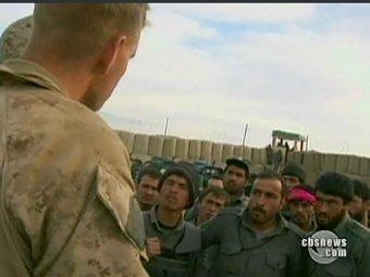 Отбитый у талибов город передан афганским властям