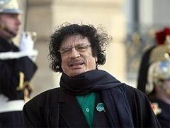 Муаммар Каддафи  призвал к джихаду против Швейцарии