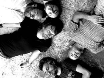 Atoms for Peace. Фото с сайта Radiohead