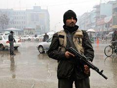 В центре Кабула произошел сильный взрыв