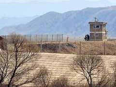 Четверо южнокорейцев задержаны за пересечение границы КНДР