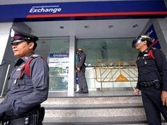 В Таиланде возле отделений крупного банка произошли взрывы