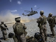 На пути конвоя НАТО в Кандагаре взорвался заминированный автомобиль
