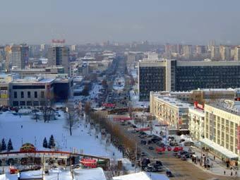 Пермь. Фото с сайта gorodperm.ru