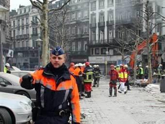 Власти бельгийского Льежа объявили эвакуацию из-за утечки газа