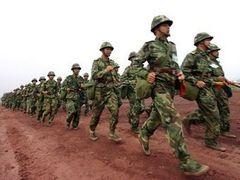 Китай потратит на армию 78 миллиардов долларов